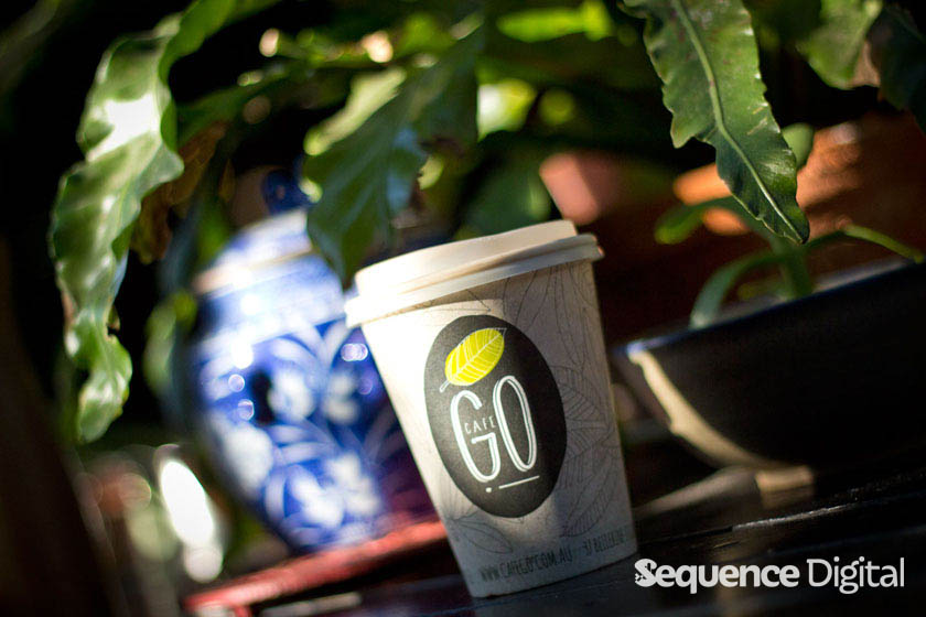 Cafe Go Geelong - Coffee Cup