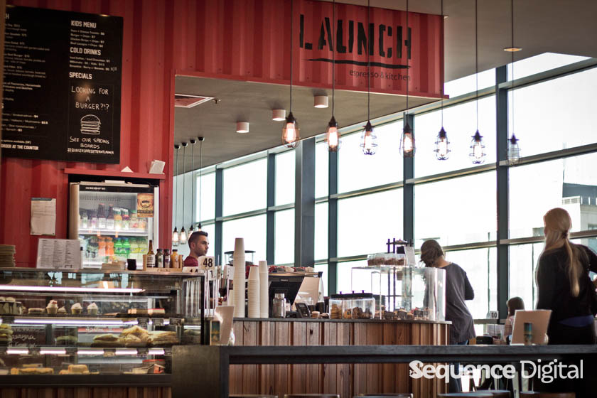 From the front - Launch Espresso and Kitchen Geelong