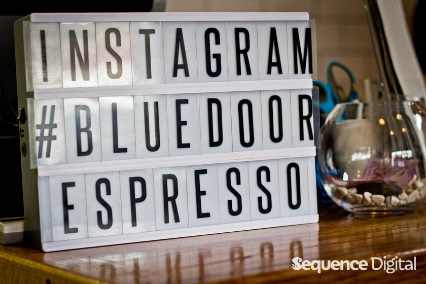 Hashtag Bluedoor on Instagram - Bluedoor Espresso Geelong