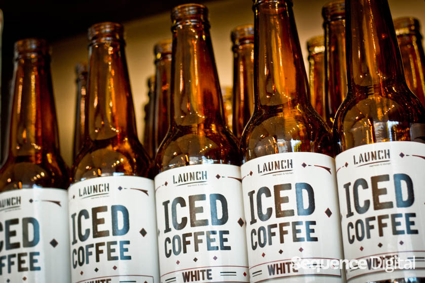 Iced Coffee - Launch Espresso and Kitchen Geelong