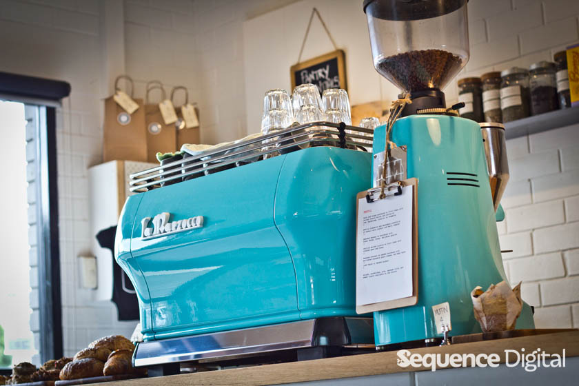 Kilgour Street Cafe and Grocer Geelong - Beautiful Machine