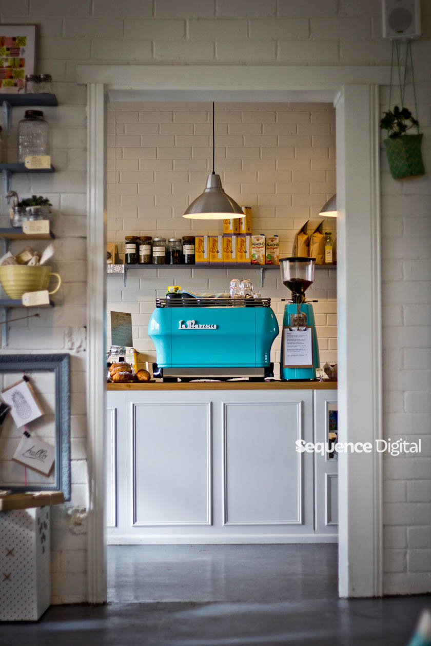 Kilgour Street Cafe and Grocer Geelong - Coffee Machine