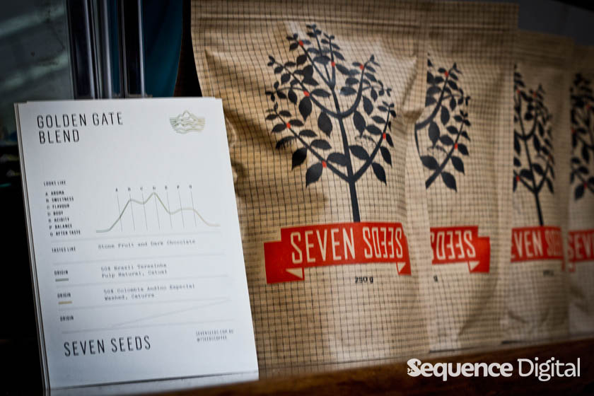 Seven Seeds - Bluedoor Espresso Geelong
