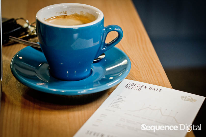 Seven Seeds Long Black - Bluedoor Espresso Geelong