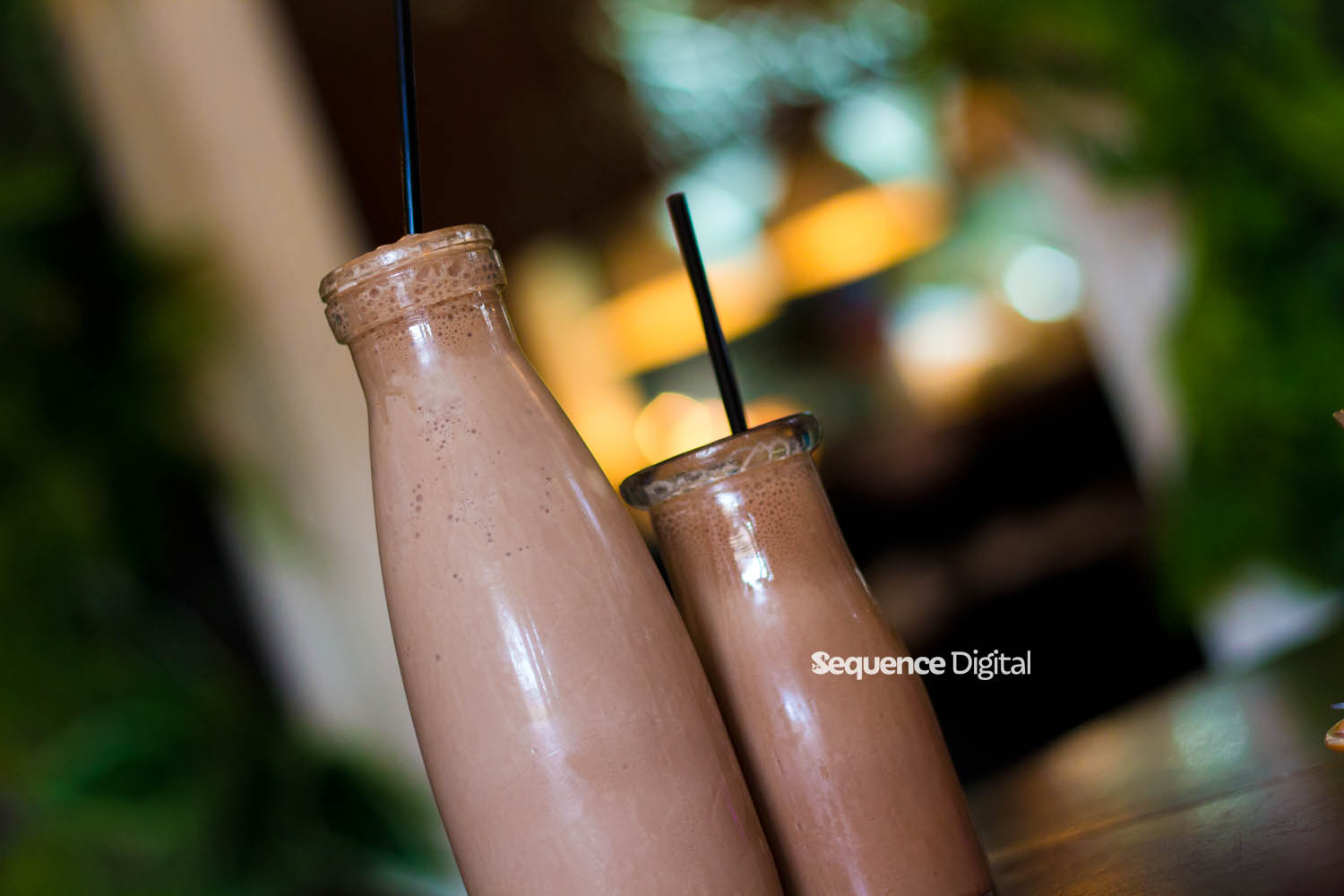 The Cottage Geelong - Chocolate Milkshakes