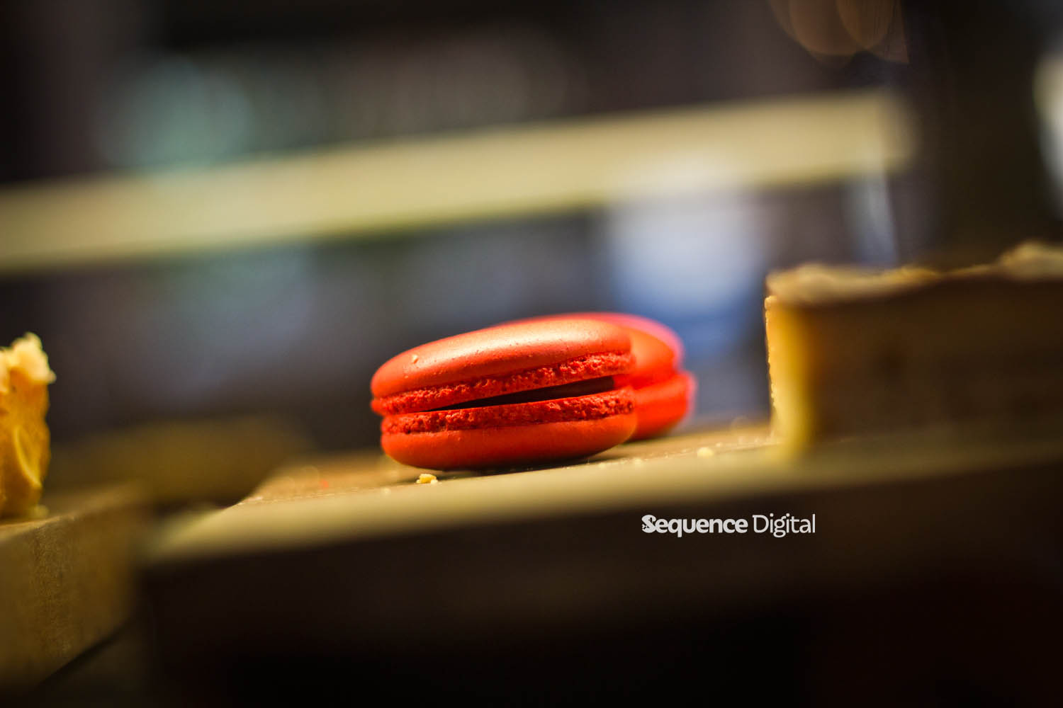 The Cottage Cafe Geelong - Macarons