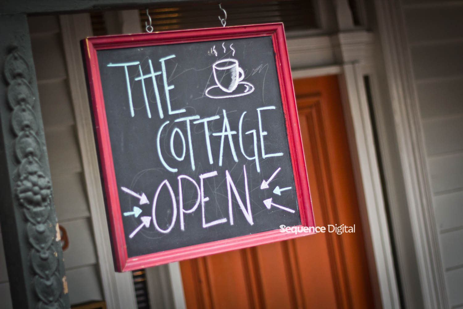 The Cottage Geelong - Open for business