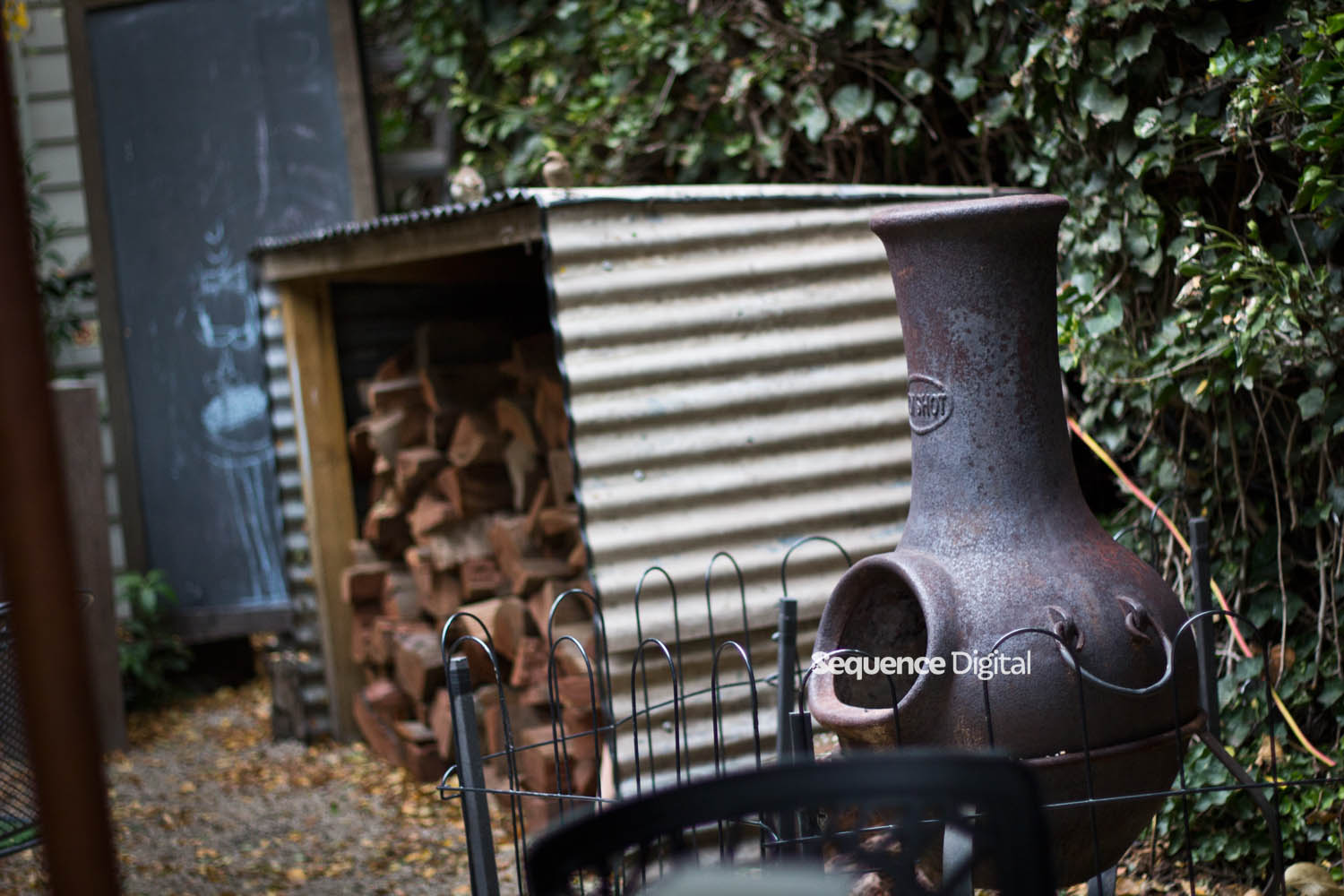 The Cottage Geelong - Potbelly Stove
