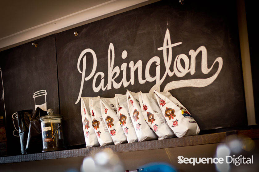Blackboard - Pakington Pantry Geelong