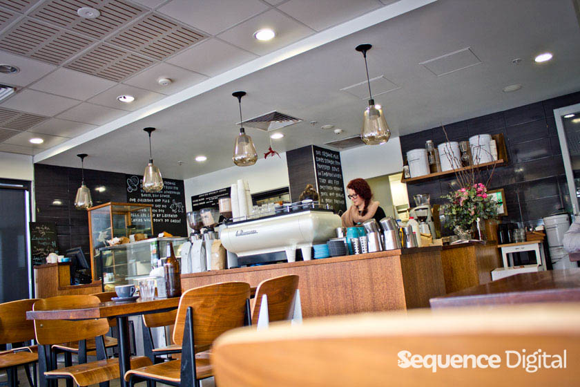 Cafe from front - John Doe Specialty Coffee Geelong