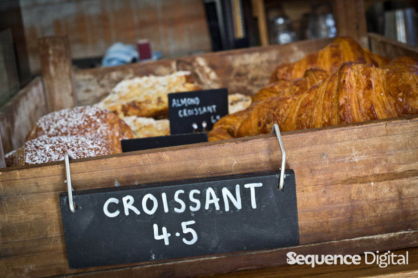 Croissant - Born and Bread Bakehouse Geelong