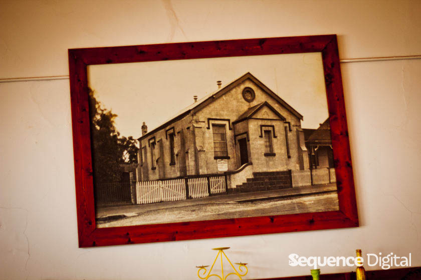 History - Chapel on Little Ryrie Cafe Geelong