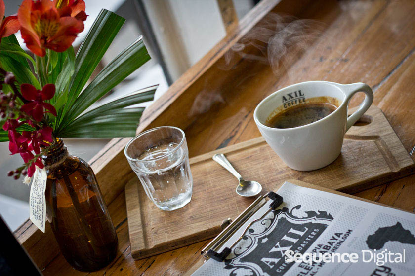 Long Black - Lavish Cafe Geelong