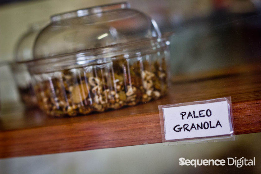 Paleo Granola - Lavish Cafe Geelong