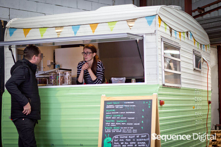 Mule Coffee Shed Geelong - Food Truck